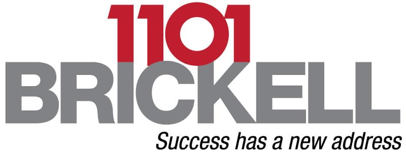 1101 Brickell Logo