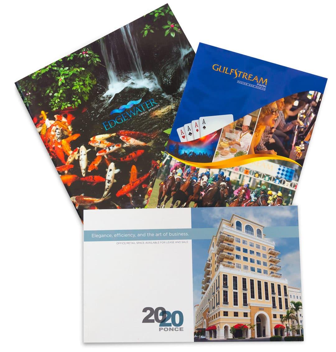 Assorted Primary Sales Brochures