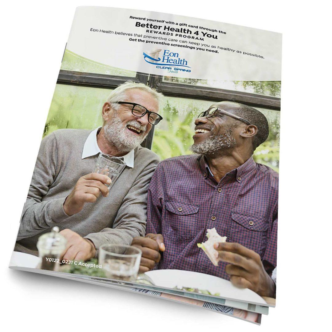 Brochure Design Better Health 4 You Booklet