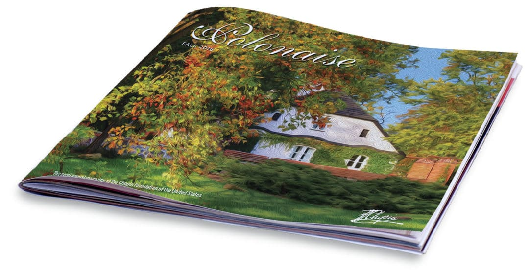 Chopin Foundation of Florida Polonaise Magazine