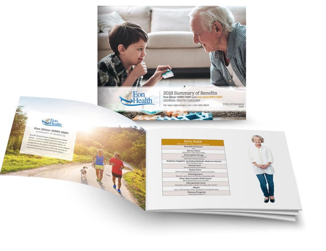 Eon Health Summary of Benefits Primary Sales Brochure