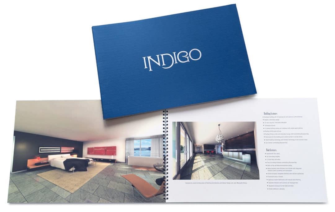 Indigo Condominium Primary Sales Brochure