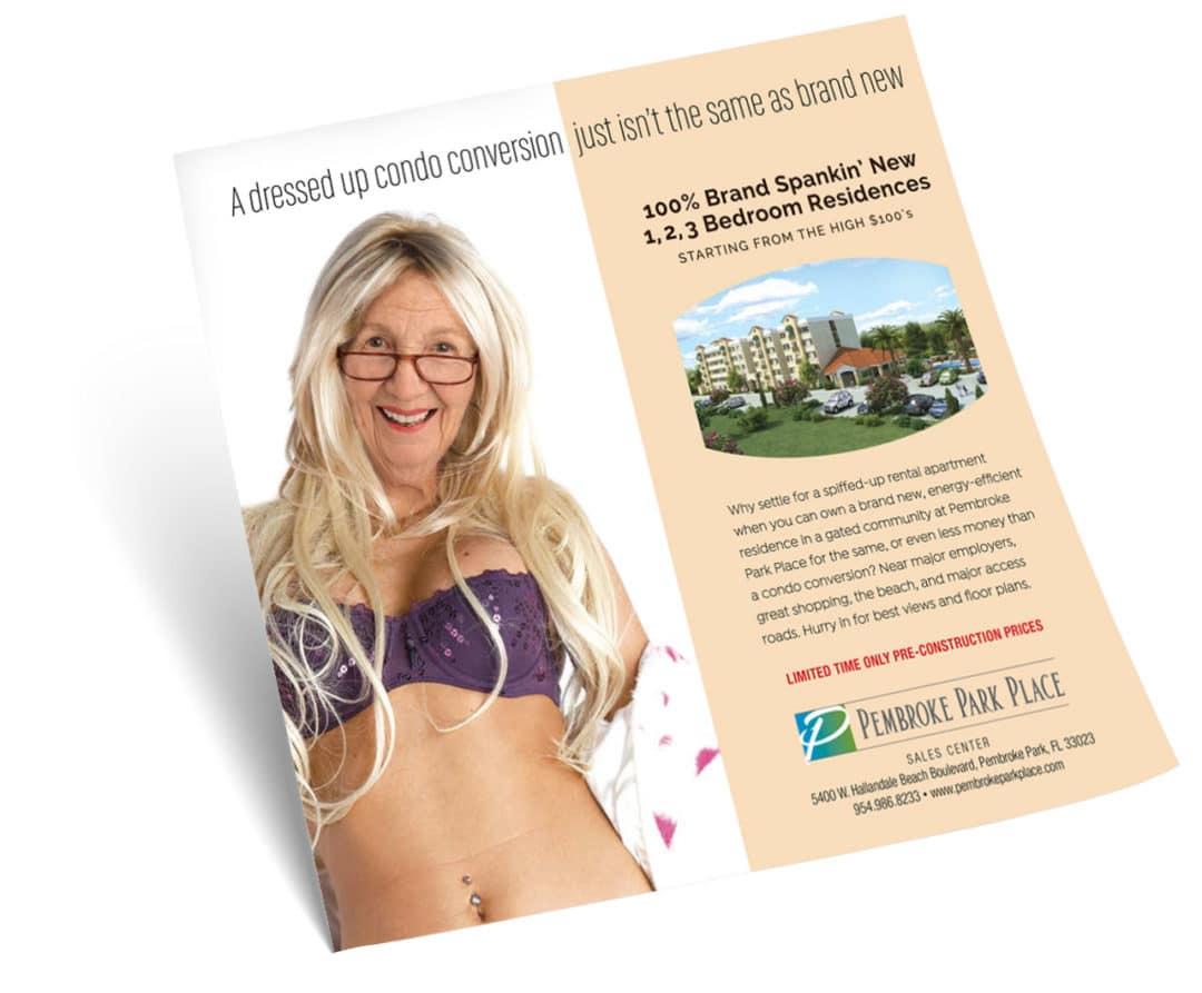 Pembroke Park Condominium Real Estate Ad