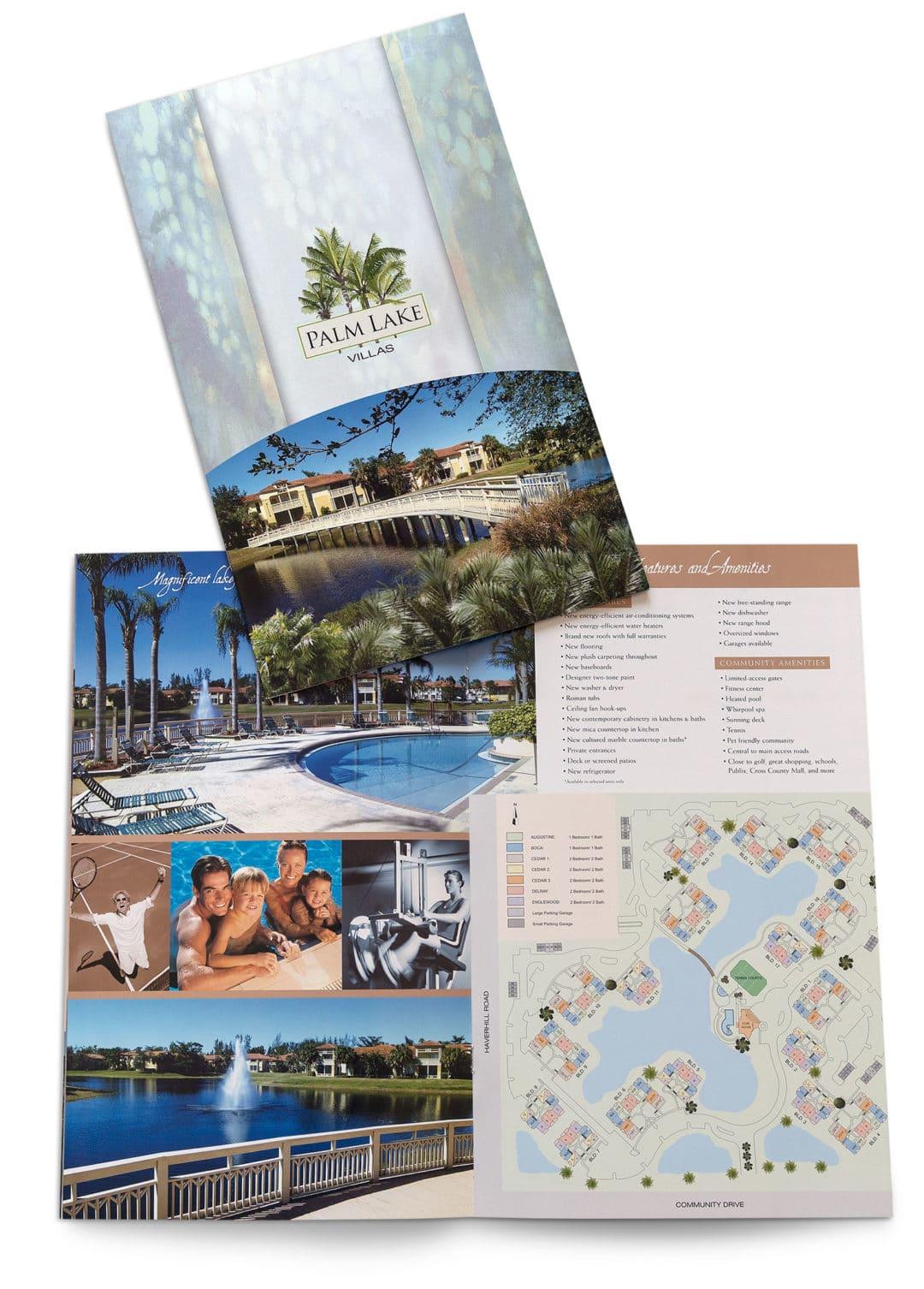 Palm Lake Condominium Primary Real Estate Brochure