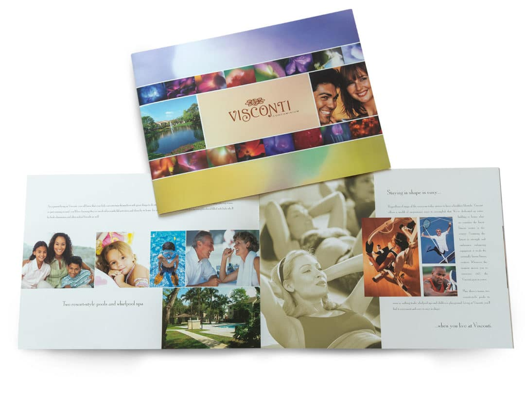 Visconti Condominium Primary Sales Brochure